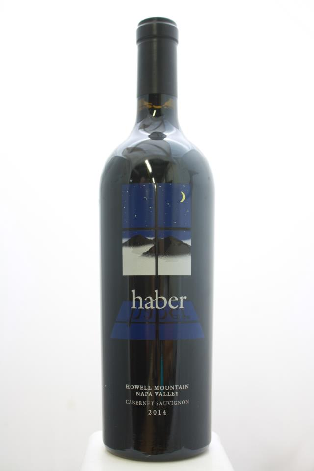 Haber Cabernet Sauvignon Howell Mountain 2014