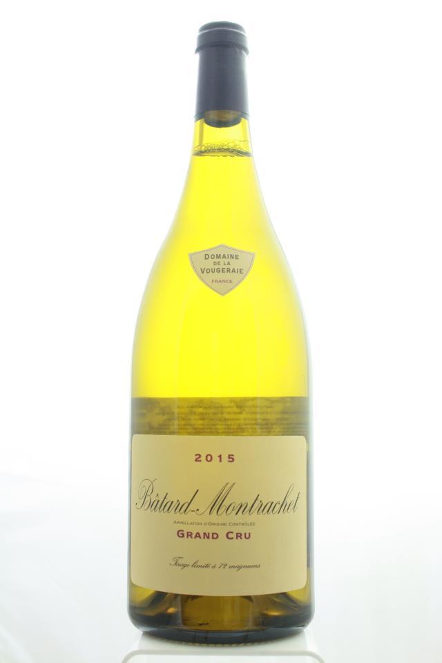 Domaine de la Vougeraie Bâtard-Montrachet 2015
