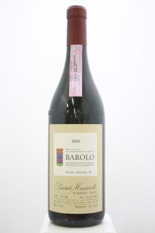 Bartolo Mascarello Barolo 2003