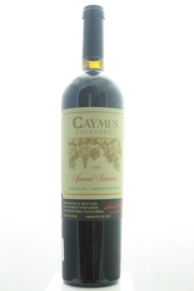 Caymus Cabernet Sauvignon Special Selection 2009
