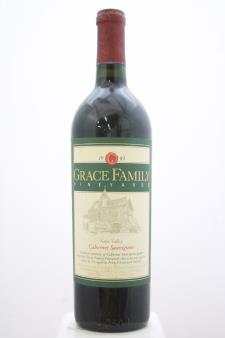 Grace Family Vineyard Cabernet Sauvignon Estate 1983