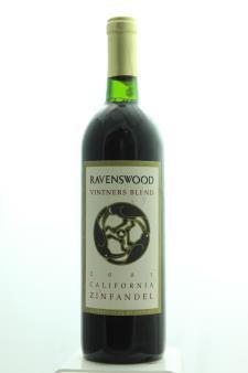 Ravenswood Zinfandel Vintner