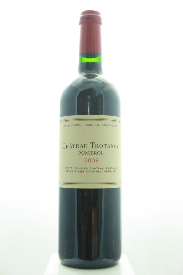 Trotanoy 2008