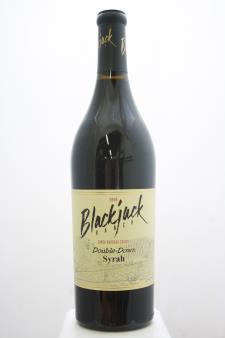 Blackjack Ranch Syrah Double-Down 2009