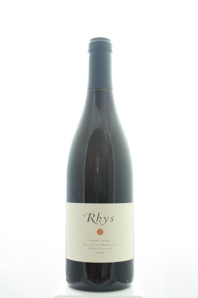 Rhys Pinot Noir Alpine Vineyard 2008