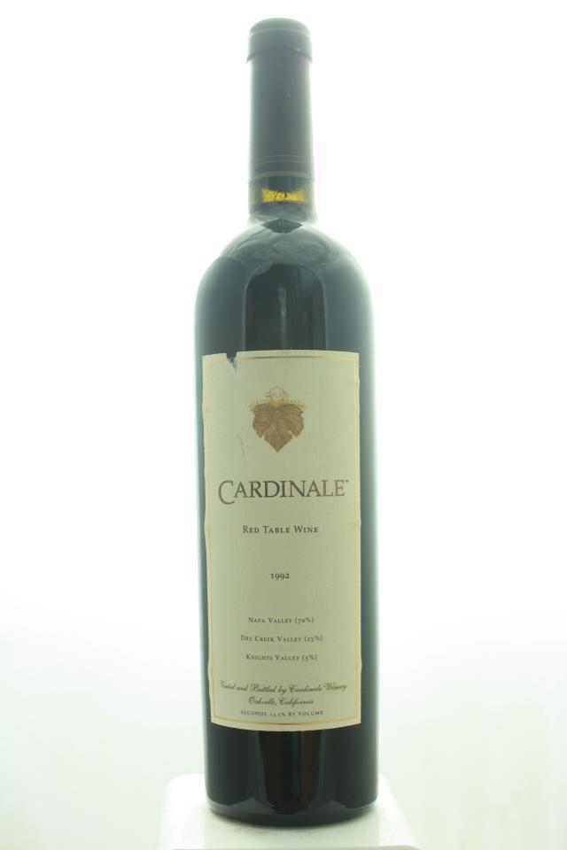 Cardinale 1992