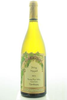 Nickel & Nickel Chardonnay Stiling Vineyard 2016