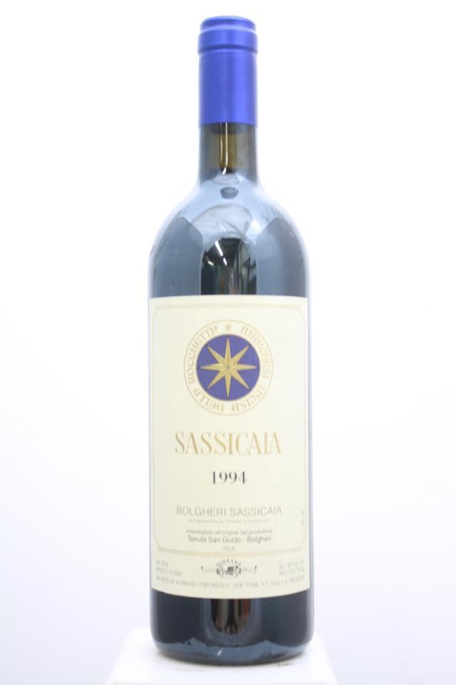 Tenuta San Guido Sassicaia 1994