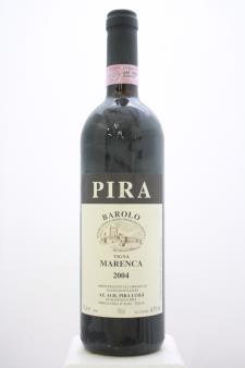 Luigi Pira Barolo Marenca 2004