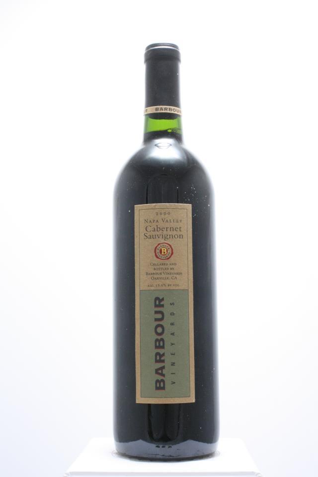 Barbour Cabernet Sauvignon 2000