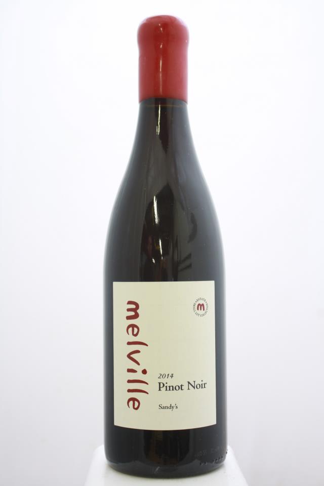 Melville Pinot Noir Estate Sandy's 2014