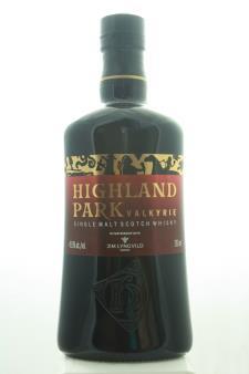 Highland Park (Jim Lyngvild Partnership) Single Malt Scotch Whisky Valkyrie NV