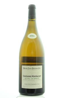 Colin-Deléger Chassagne-Montrachet En Remilly 2001