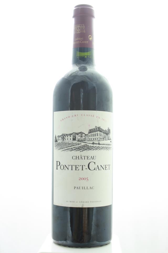 Pontet-Canet 2005