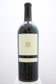 Checkerboard Vineyards Proprietary Red 2010