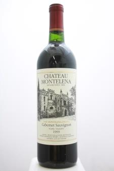 Chateau Montelena Cabernet Sauvignon The Montelena Estate 1999