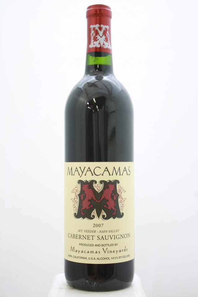 Mayacamas Cabernet Sauvignon 2007
