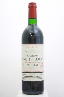 Lynch-Bages 1991