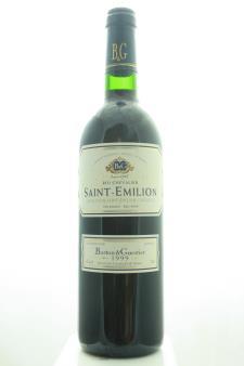 Barton & Guestier Saint-Emilion Roi Chevalier 1999