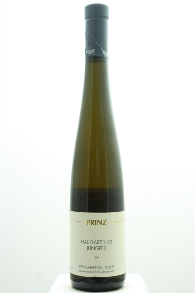 Prinz Hallgartener Jungfer Riesling Auslese #02 1999
