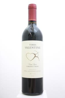 Terra Valentine Cabernet Franc 2011