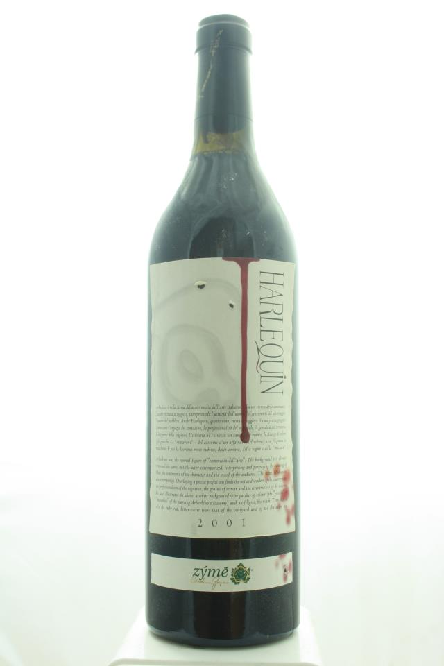Zymé Harlequin 2001