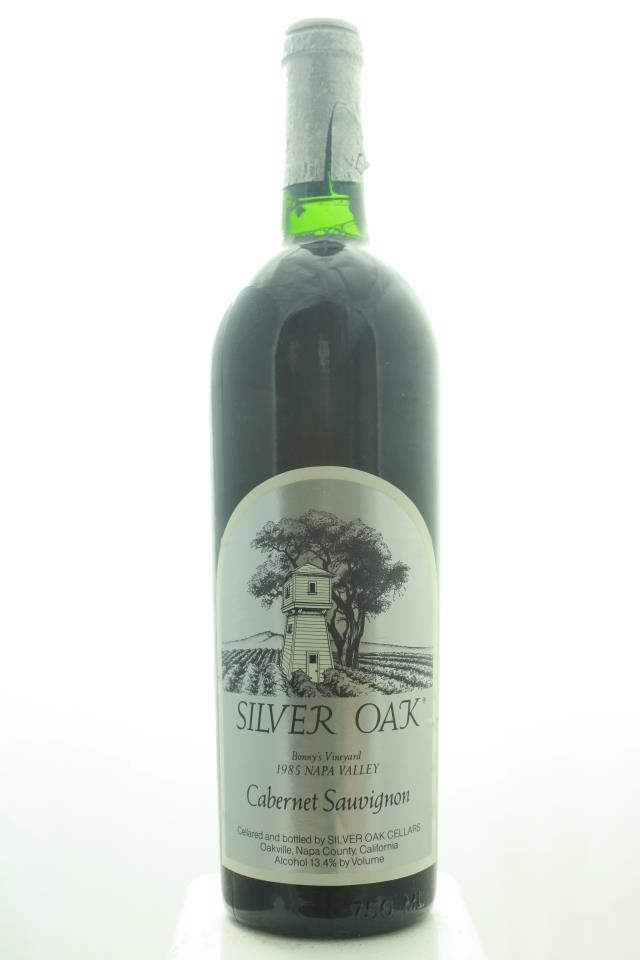 Silver Oak Cabernet Sauvignon Bonny`s Vineyard 1985