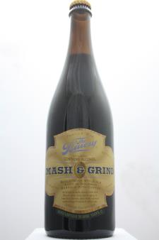 The Bruery Mash & Grind Barleywine Style Ale Aged in Bourbon Barrels with Coffee 2013