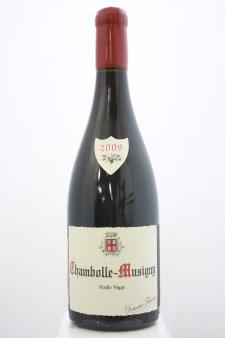 Domaine Fourrier Chambolle-Musigny Vieille Vigne 2009