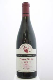 Domaine Alfred Pinot Noir Chamisal Vineyards 2006