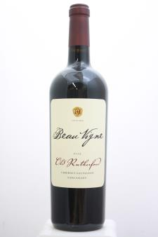 Beau Vigne Cabernet Sauvignon Old Rutherford 2012