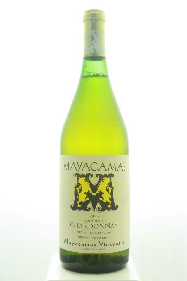 Mayacamas Chardonnay 1977