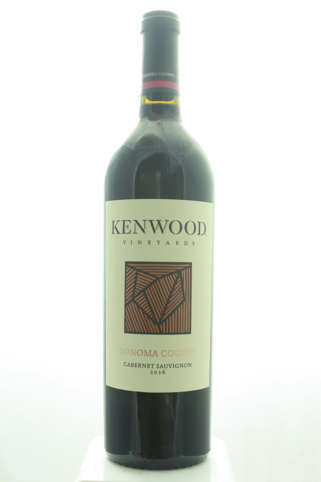 Kenwood Cabernet Sauvignon Sonoma County 2016