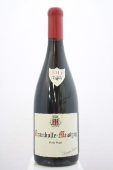 Domaine Fourrier Chambolle-Musigny Vieille Vigne 2011