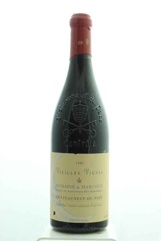 Marcoux Châteauneuf-du-Pape Vieilles Vignes 1995