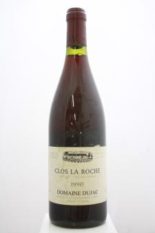 Domaine Dujac Clos de la Roche 1990