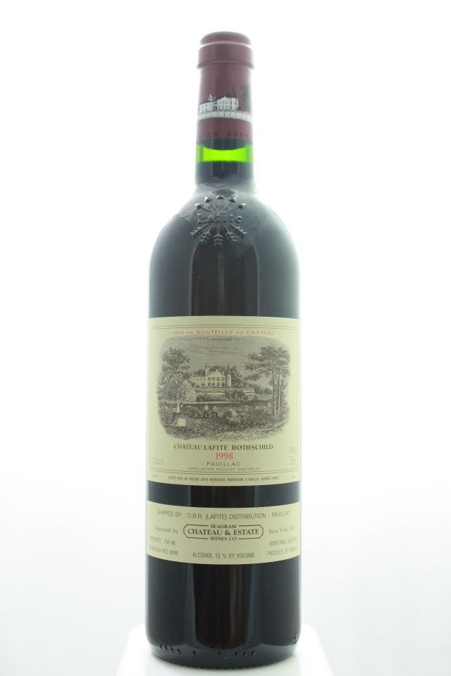 Lafite Rothschild 1998