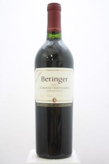 Beringer Vineyards Cabernet Sauvignon Knights Valley 1994