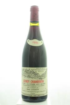 Dominique Laurent Gevrey-Chambertin Combe Aux Moines 1995