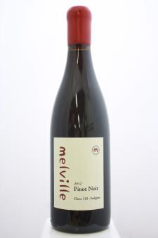 Melville Pinot Noir Clone 115 Indigène 2012
