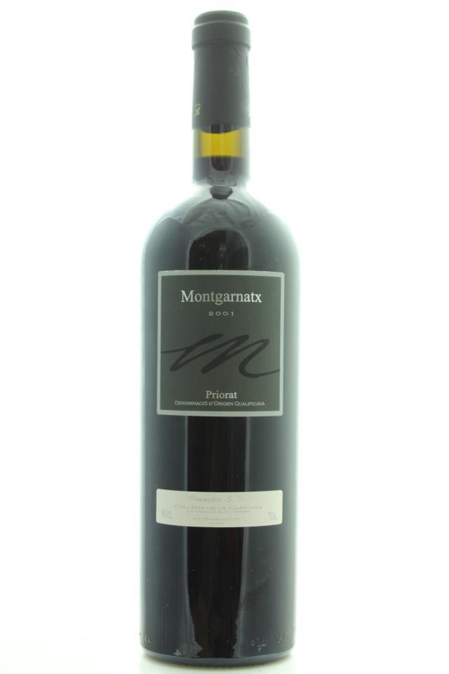 La Cartoixa Montgarnatx 2001