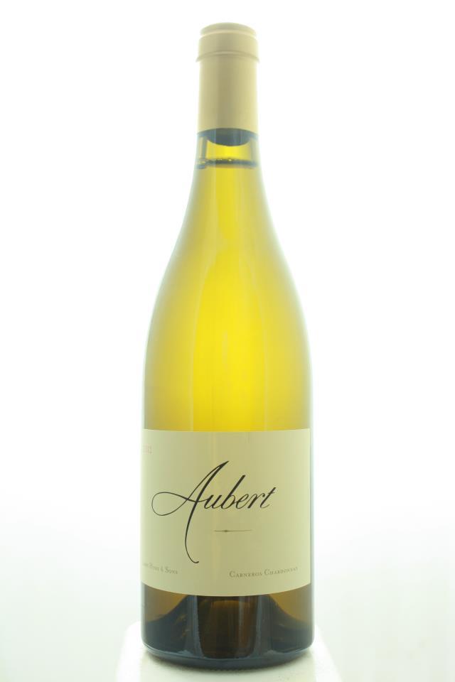 Aubert Chardonnay Larry Hyde & Sons 2012