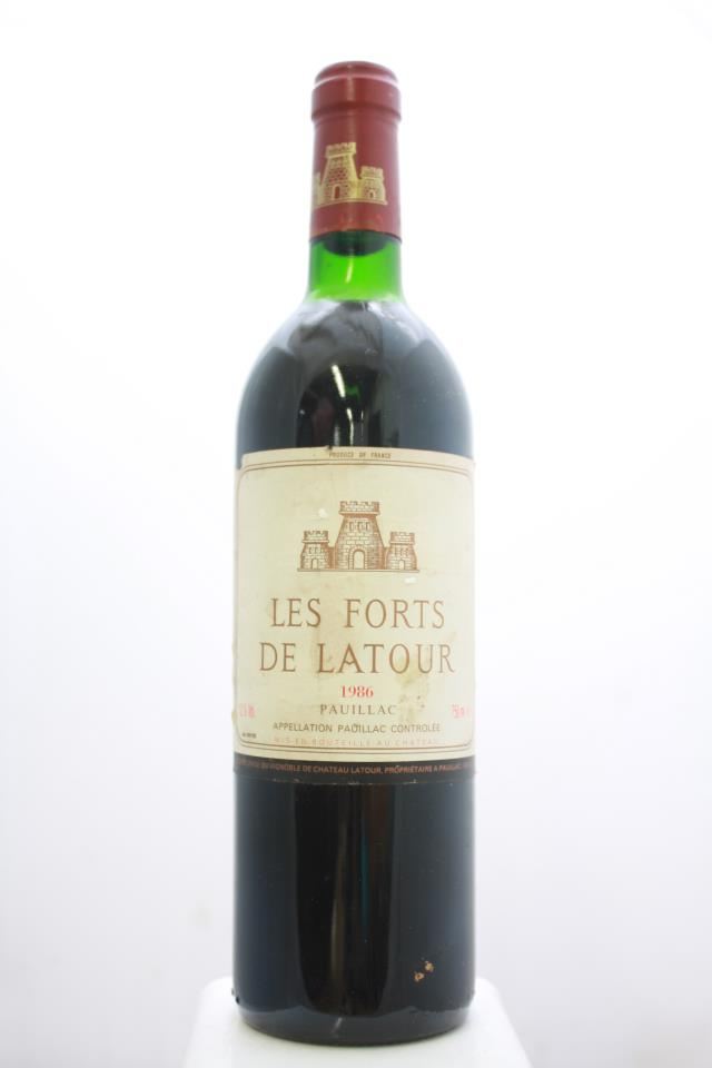 Les Forts de Latour 1986