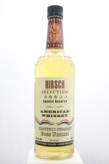 Hirsch Selection Kentucky Straight Corn Whiskey American Whiskey Special Reserve NV