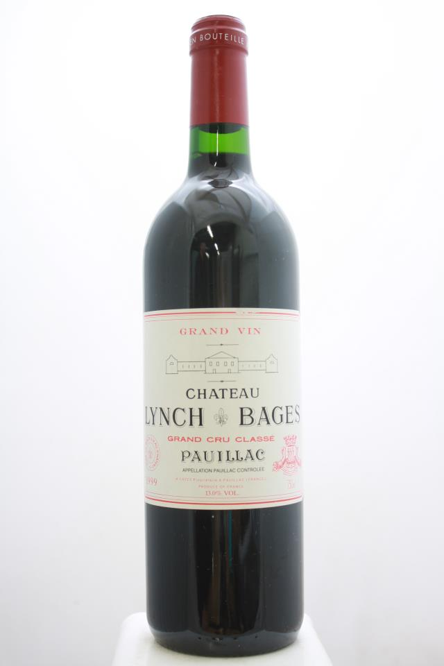Lynch-Bages 1999
