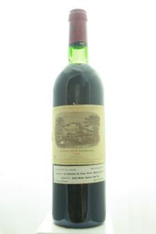 Lafite Rothschild 1982