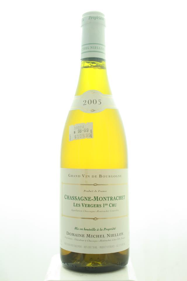Michel Niellon Chassagne-Montrachet Les Vergers 2005