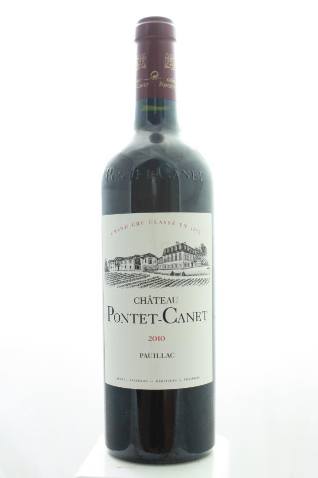 Pontet-Canet 2010