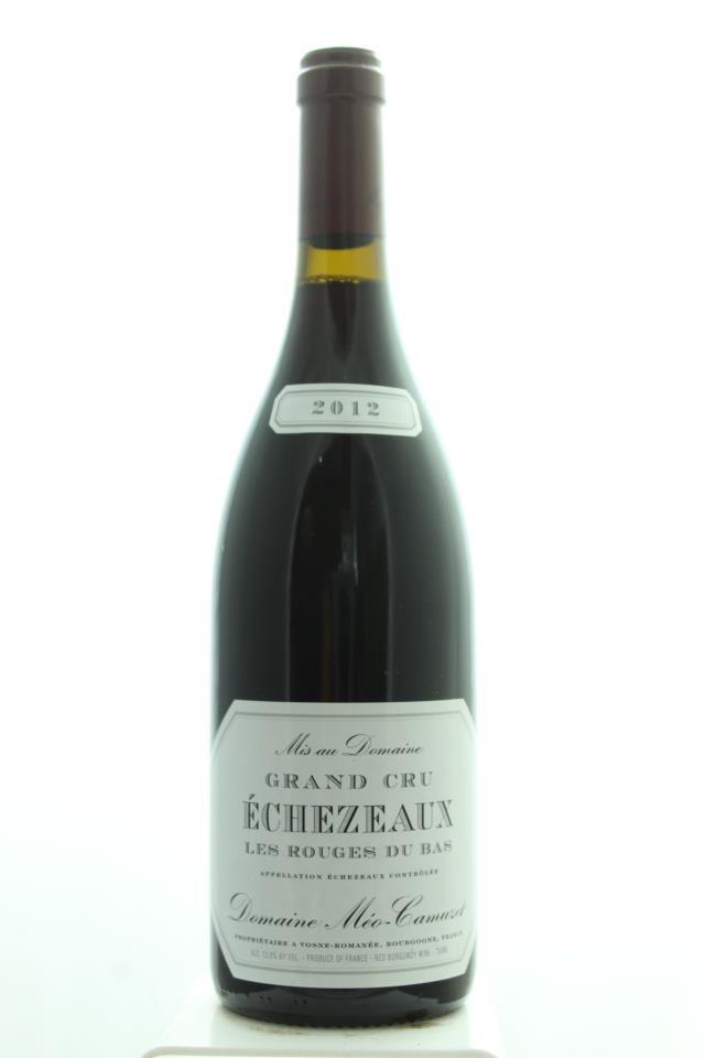 Domaine Méo-Camuzet Echézeaux Les Rouges du Bas 2012