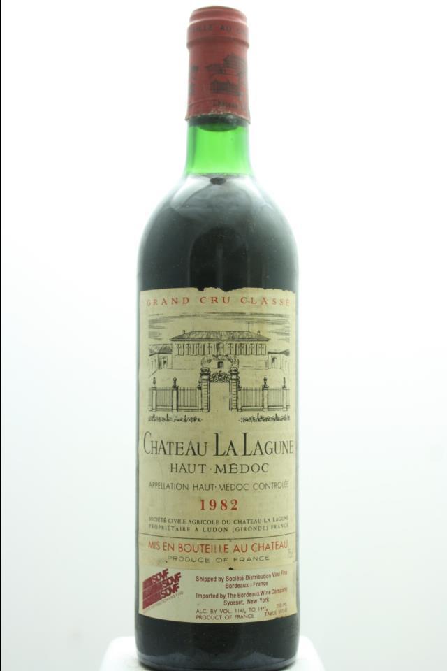 La Lagune 1982